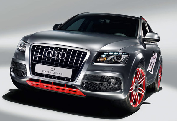 L'Audi Q5 Custom Concept préfigure un futur SQ5