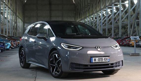 Volkswagen déploie des mises à jour pour les ID 3 et ID 4