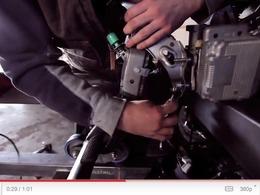 La technologie hybride de Toyota utilisée pour alimenter un grand huit