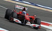 F1-GP de Bahreïn, libres 3: Alonso voit rouge !