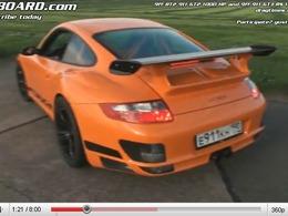 Les poids lourds de 9ff : 911 GT2 4WD 1000ch et 911 GT3RS 1200ch