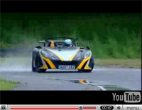 Vidéo Lotus 2-Eleven: Road legal possibly !