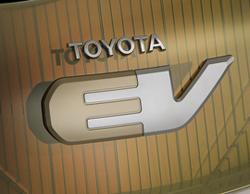 Détroit 2009 : Toyota EV Concept, le teasing le plus court du monde