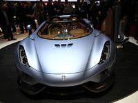 Koenigsegg Regera : tension maximale - En direct du salon de Genève 2015
