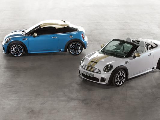 Mini Coupe et Roadster : arrivée prévue en 2011 et 2012
