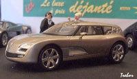 Miniature : 1/43ème - RENAULT concept-car Z19 Alitica