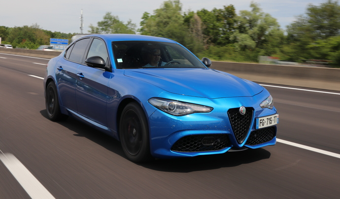 Essai longue durée - 3 000 km en Alfa Romeo Giulia : bella machina