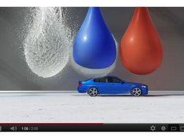 [vidéo pub] BMW M5 : de la balle
