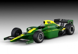 Officiel: Lotus de retour à Indy!
