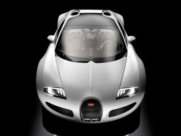 La remplaçante de la Bugatti Veyron serait hybride