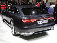 Audi prologue Avant concept : break de race - En direct du salon de Genève 2015