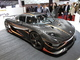 Koenigsegg Agera RS : plus que beaucoup - En direct du salon de Genève 2015