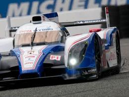 Toyota en sport auto: WRC ou WEC/Le Mans?