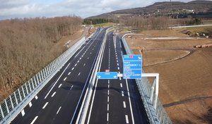Lyon: les autoroutes A89 et A6 enfin connectées, fin d'une galère