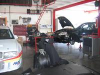 Transformation d'une Fiat Punto Grande JTD en une bête de rallye..
