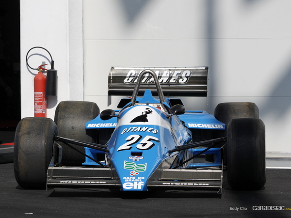 Photos du jour : Ligier JS21