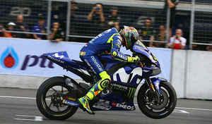 MotoGP - Tests Qatar J.1: Rossi annonce son avenir!