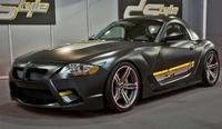 BMW Z4 par dStyle : tendance nageuse de l'Est