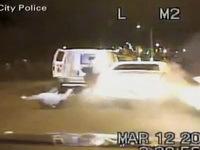 [Vidéo]: Au Kansas, un automobiliste décide fait un strike... lors d'un contrôle de police !