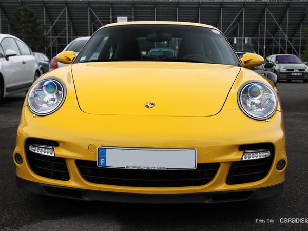 Photos du jour : Porsche 997 Turbo (Classic Days)