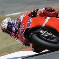 Moto GP - Catalogne D.2: Une qualification tendue pour Stoner