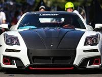 La supercar française sur la base d'une Chevrolet Corvette ?