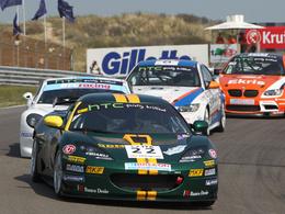 GT4 EC/Zandvoort - La Lotus Evora en verve