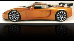 Détroit 2009 : Revenge GTM-R Supercar : qui est le père ?