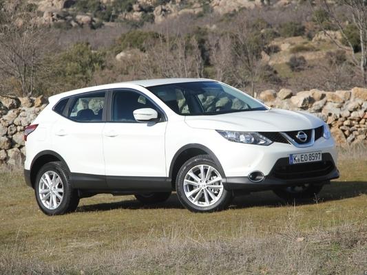 Nissan Qashqai : bientôt en Nismo et en électrique ?