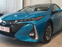 Toyota Prius Rechargeable 2017 : les premières images de l'essai en live