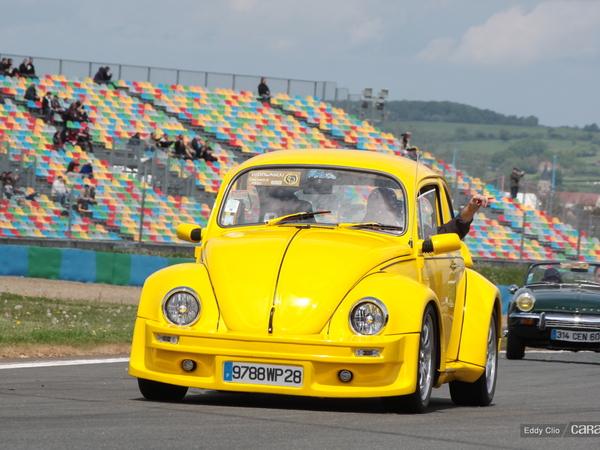 Photos du jour : Volkswagen Coccinelle