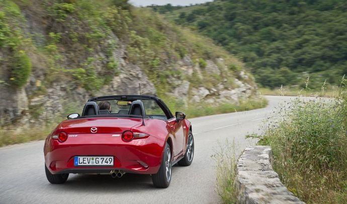 Mazda pourrait pousser la MX-5 2.0 à plus de 180 ch
