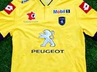 Peugeot refuse de sauver le club de football de Sochaux qu'il a créé