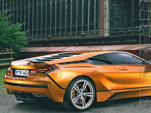 Future BMW M1: un concept dès 2014!