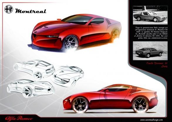Alfa Romeo Montreal revival: Juste pour le plaisir