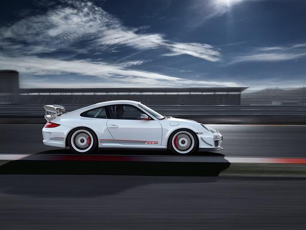 La nouvelle Porsche 911 GT3 RS 4.0 est officielle!