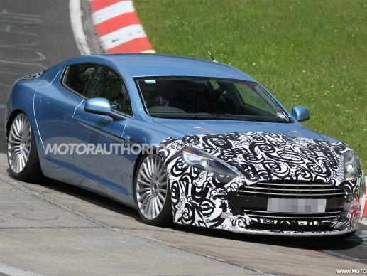 Une Aston Martin Rapide S en préparation?