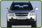 Le prochain SUV de Chevrolet se nommera Captiva