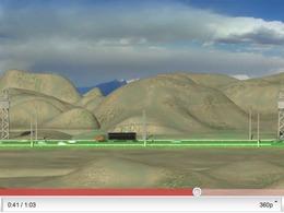 Une autoroute californienne alimentera prochainement en électricité les foyers de la région
