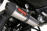GPR : Silencieux pour le Yamaha 500 T-Max 2008 [+ vidéo]