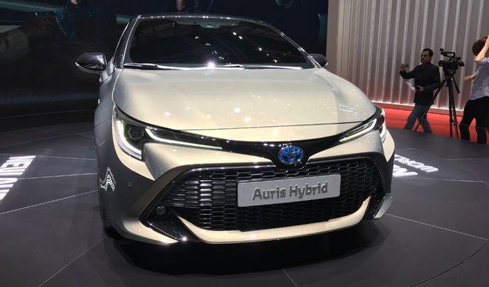 Toyota arrête le diesel sur ses VP dès 2018