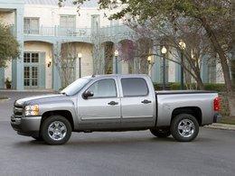 Une commande de 576 Chevrolet Silverado hybrides aux Etats-Unis!