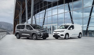 Toyota prépare un Proace électrique