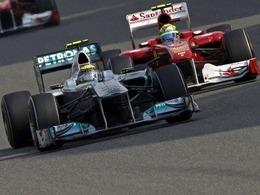 Haug se réjouit des progrès de Mercedes GP