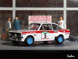 Miniature : 1/43ème - FORD Escort RS