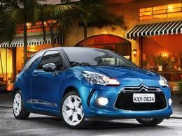 Citroën: la ligne DS au Brésil