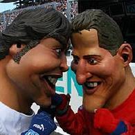 Formule 1 - Briatore: Il préfère Alonso à Schumi
