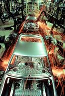 Midi Pile - Production d'automobiles en 2009 : la France passe de la deuxième à la troisième place