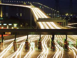 """Péages urbains : """"Pas une mauvaise idée"""" selon le secrétaire d'Etat aux Transports"""