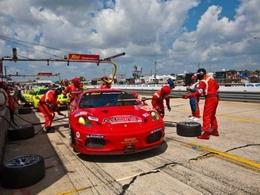 Le Mans-GT2 : Ferrari malgré Corvette